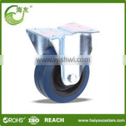 low cost high quality 5 inch rubber caster wheel