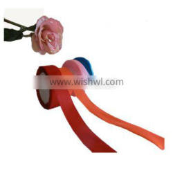 hot sale double and single face satin ribbon for wedding and Celebration Activities decoration