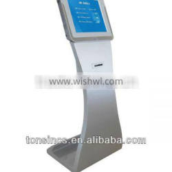 Wireless 1-8 Button Ticket Dispenser Unit of Queue Managerment Ticketing System