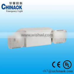 sealed lead acid battery rechargeable wall mounted automatic LED emergency light