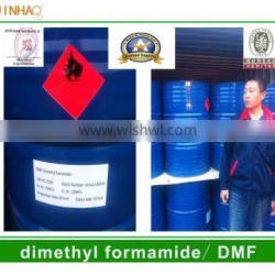 Dimethyl Formamide for industry with 99.95% purity