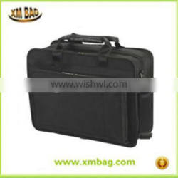hot selling 1680D polyester material briefcase messenger bag