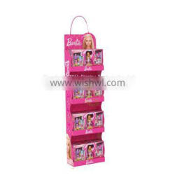 Paper display hangsell for toy
