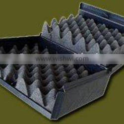 eggshell foam,eggcrate foam,pyramid foam,acoustic foam