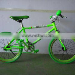 20 Inch Cheap Fixie bike/Child Fixed Gear Bicycle