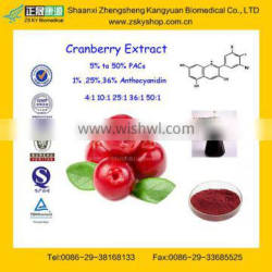 Factory Price for Natural Cranberry Extract