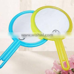 Hand Makeup mirror 3x double sided