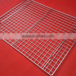 Various designs food grade stainless steel BBQ grill mesh/bbq mesh grill/ oven cooking mesh