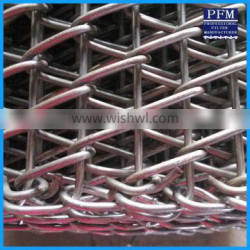 High quality stainless steel wire mesh conveyor belts( ISO 9001)