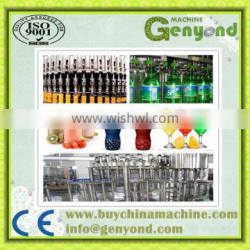 Best selling Complete fruit juice production line