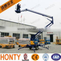 6-18m diesel power hot-selling car lift for sale/aerial work lift for sale
