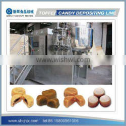 Newly Designed Depositing type Toffee Candy Line