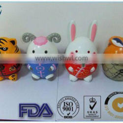 chinese zodiac of animals toy candy jar