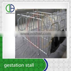 Factory Supply Hot Dip Galvanzied Pipe Gestation Pig Equipment