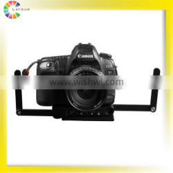 Hot sell Aluminum Mini camera gimbal tripod flex head mount for DSLR