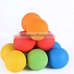 Fitness Double Rubber Lacrosse Ball