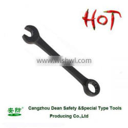 carbon steel combination wrench,combination spanner