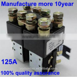 SW822 Dynamoelectric storage car parts 24v dc contactor