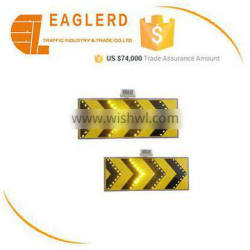 Solar led removable traffic sign,road work guide