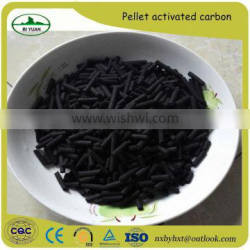 canister filter and sewage treatment high Iodine columnar activated carbon price
