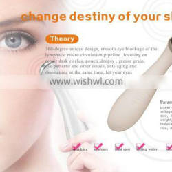 2014 New Hot Home Use Handhold Eyes' lifting High Quality Ultrasonic Facial Massager G-99