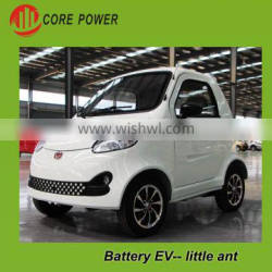China made 2 seats mini electric cars little ant stype