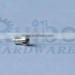 Customized size slotted insert pin