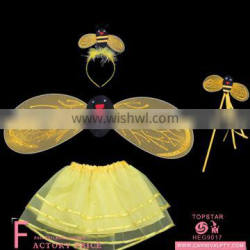 carnival chicken pro wings Bee Costume Set wings wholesale bee costume