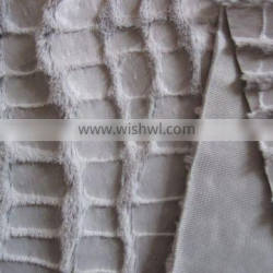 100% Polyester PV Plush---For Furnishing,Toy