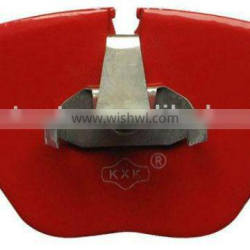 Front Axle Semi-metal Brake Pads for BMW