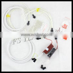 led halo rings for bmw e46 headlight car ccfl angel eyes e46 with non projector