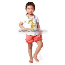 kids clothes baby girls outfits The Mermaid girls outfits