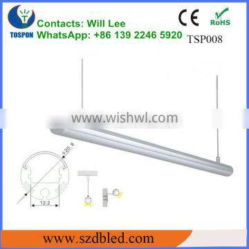 anodized led aluminum profile from factory