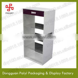 acrylic cosmetic display cabinet for advertising