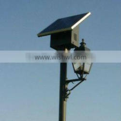 New products 2014 solar power system street lighting pole