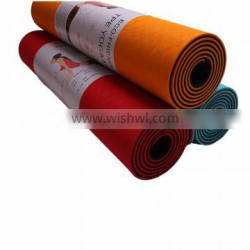 manufacture price eco friendly material yoga mat 15mm Supplier's Choice