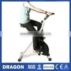 MB250A fitness equipment folding exercise bikes