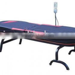 multi-function folding thermal jade massage bed with far-infrared