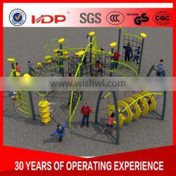 Hot selling outdoor fitness playground facility, fitness playground