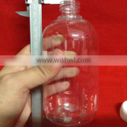 PET Bottle 500ml used for hand soap