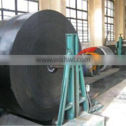 China Fire-proof belt conveyor for gravity materials convey machinery