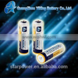 UM3 R6 size AA no 5 dry battery