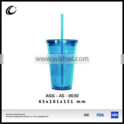 cheap price new design hight quality change color 16 oz 400ml double wall mugs