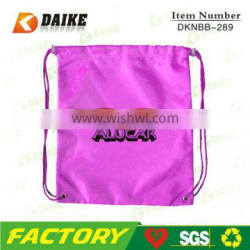 Factory direct Design Cheap Nylon Personalized Jewelry Drawstring Bag