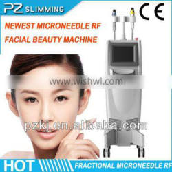 2014 big promotion!immediate effect bipolar 5MHZ rf skin tightening, wrinkle removal fractional rf