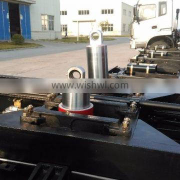 5TG-E120X1710QZ front end telescopic hydraulic cylinder for trailer