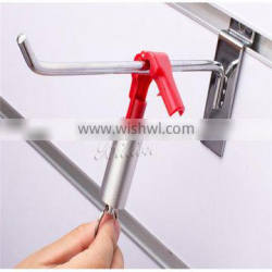 Supermarket Display Security Hook Stop Lock for retail store Quality Choice
