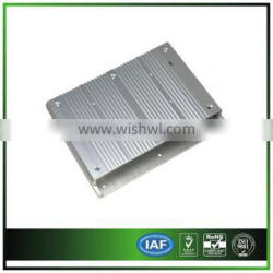 Precision CNC Machining Aluminum Heatsink Box
