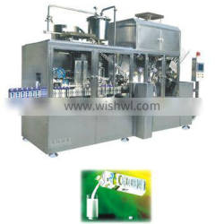 High quality New price Roof Box Juice Filling Machine selling