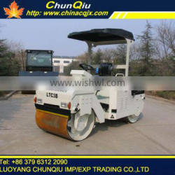 3 ton YTO LTC3B double drum vibation road roller for sale